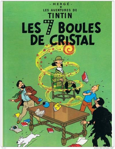 Sept boules de Cristal