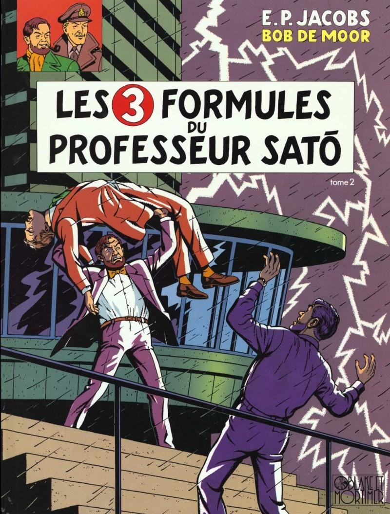 Les trois formules du professeur Sato - 2