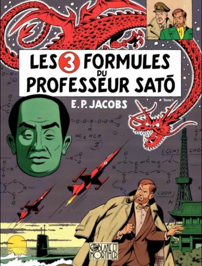Les trois formules du professeur Sato - 1